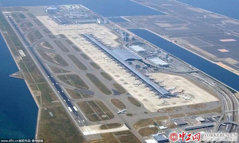 关西机场(日本大阪)