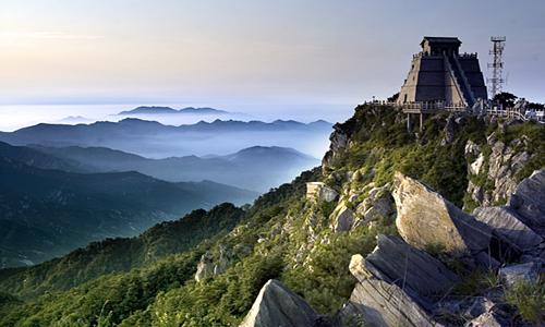 沂蒙福地 颐养蒙山——蒙山风景区-行走天下-旅游
