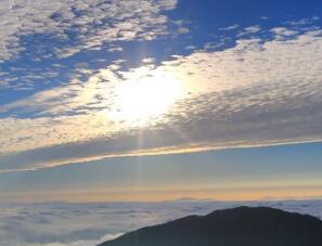 麗水雲海日出...