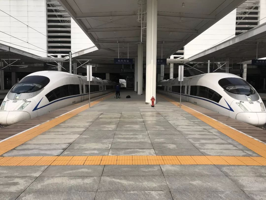杭黄高铁时刻表正式曝光 21分钟到富阳,1个半小时到黄山