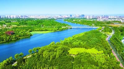 森林进城:大尺度森林绕北京 小动物与人共享林荫