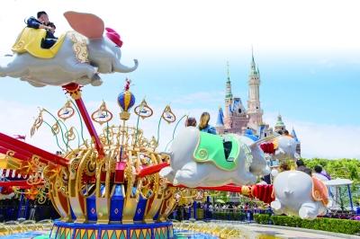 其中上海迪士尼乐园,长隆度假区,北京欢乐谷,常州恐龙园,上海野生动物图片